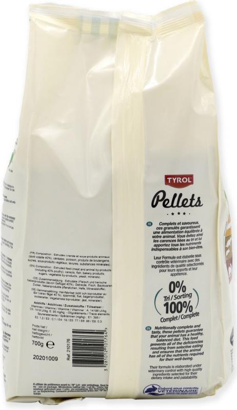 Tyrol Pellets Complet Frettchen