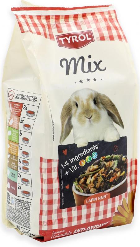 Mischung Go für Kaninchen