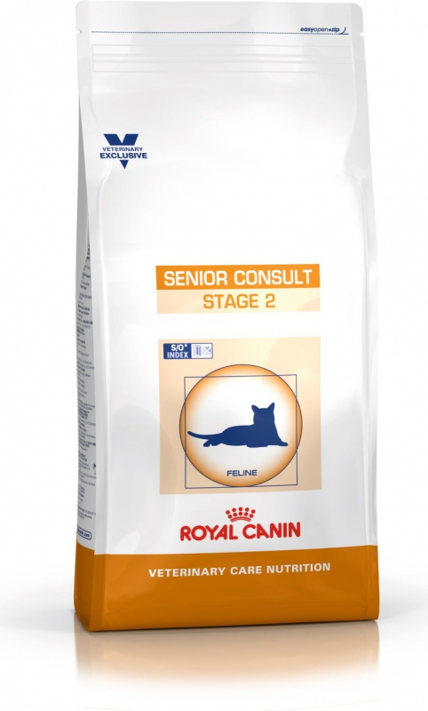 Royal Canin Vetinary Care Nutrition Senior Consult Stage 2