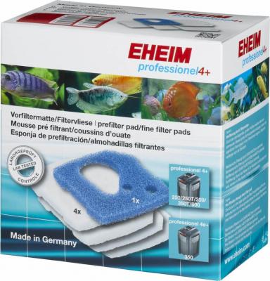 Set Vorfiltermatte/Filtervliese von Eheim Pro 4+ und 4 +