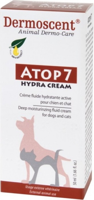 Dermoscent Atop 7 Crème fluide hydratante active
