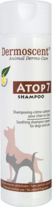Dermoscent Atop 7 Shampooing-crème calmant
