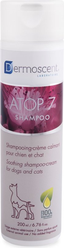 Dermoscent ATOP 7 Shampoo crème calmante