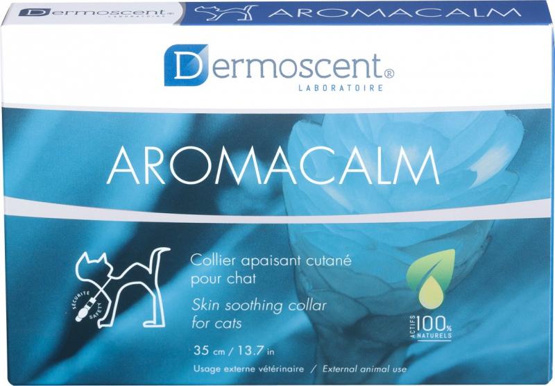 Dermoscent Aromacalm Dermo-collier apaisant cutané pour chat