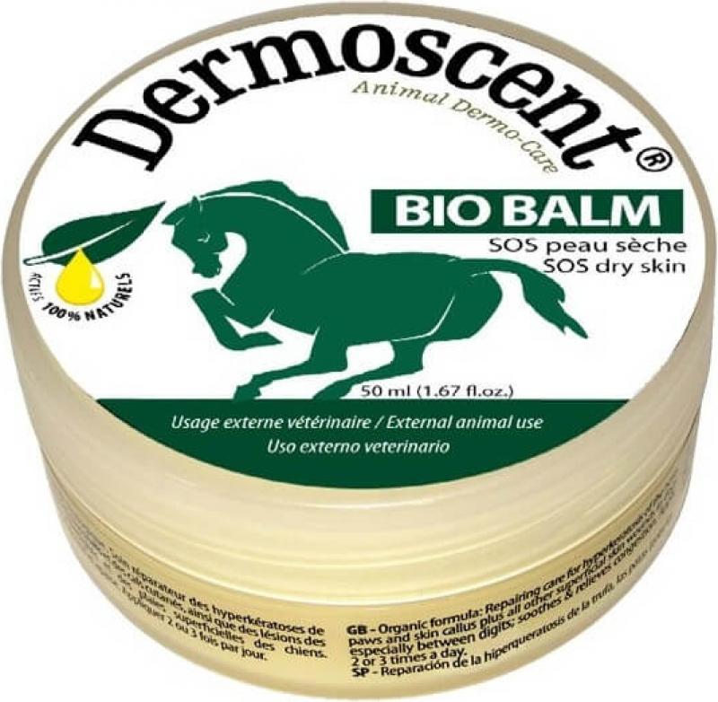 Dermoscent Bio-Balm Soin réparateur et protecteur pour cheval
