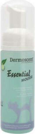 Dermoscent Essential Mousse Soin nettoyant sans rinçage pour chat