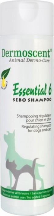 Dermoscent Essential 6 Sebo Shampooing sébo-régulateur
