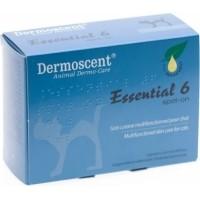 Dermoscent Essential 6 Spot-on Soin monodose multifonctionnel pour chat