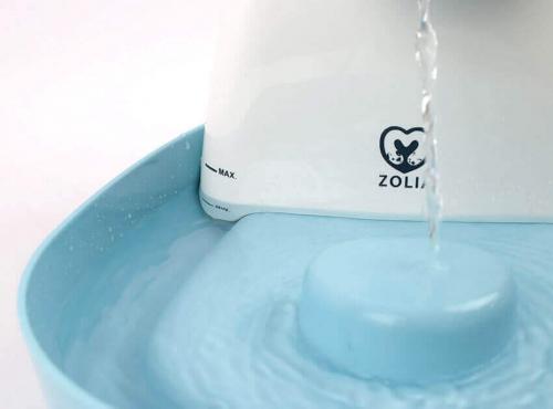 Fontaine à eau pour chat ZOLIA Bloomy_6