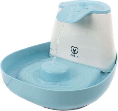 Fontaine à eau pour chien ou chat ZOLIA Bloomy