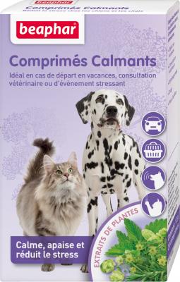 Compresse calmanti per cani e gatti