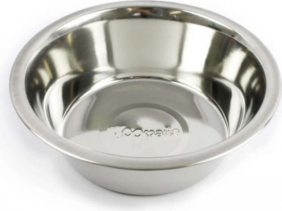 Zoomalia Stainless Steel Bowl