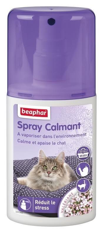 spray calmant vaporiser r duit le stress du chat ducation du chat. Black Bedroom Furniture Sets. Home Design Ideas