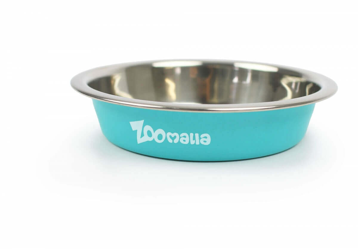 Zoomalia Stainless Steel Bowl_1