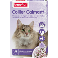 Collier calmant pour chat