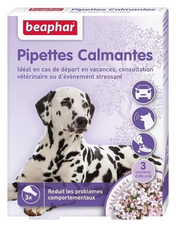 Pipettes calmantes pour chien_0