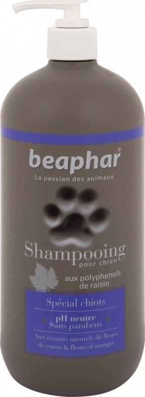 Shampooing Premium spécial chiots aux extraits de fleurs de coton et d'oranger
