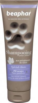 Shampoing Premium spécial chiots aux extraits de fleurs de coton et d'oranger