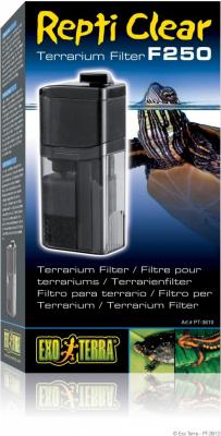REPTI CLEAR filtre compact F250