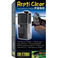 Filtros para reptiles