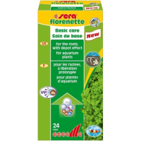 Sera Florenette Boulettes d'engrais pour plantes aquatiques