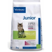 Virbac Veterinary HPM Junior Neutered pour chaton stérilisé