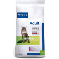 VIRBAC Veterinary HPM Adult Neutered pour chat adulte stérilisé