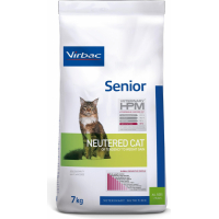 VIRBAC Veterinary HPM Senior Neutered pour chat senior stérilisé