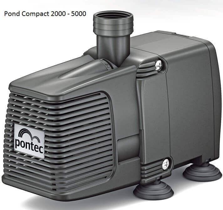 Pompa PONTEC Pondo Compact per fontana interna e esterna