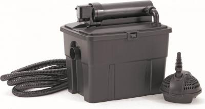 PONTEC MultiClear Set de filtration multichambres avec UVC