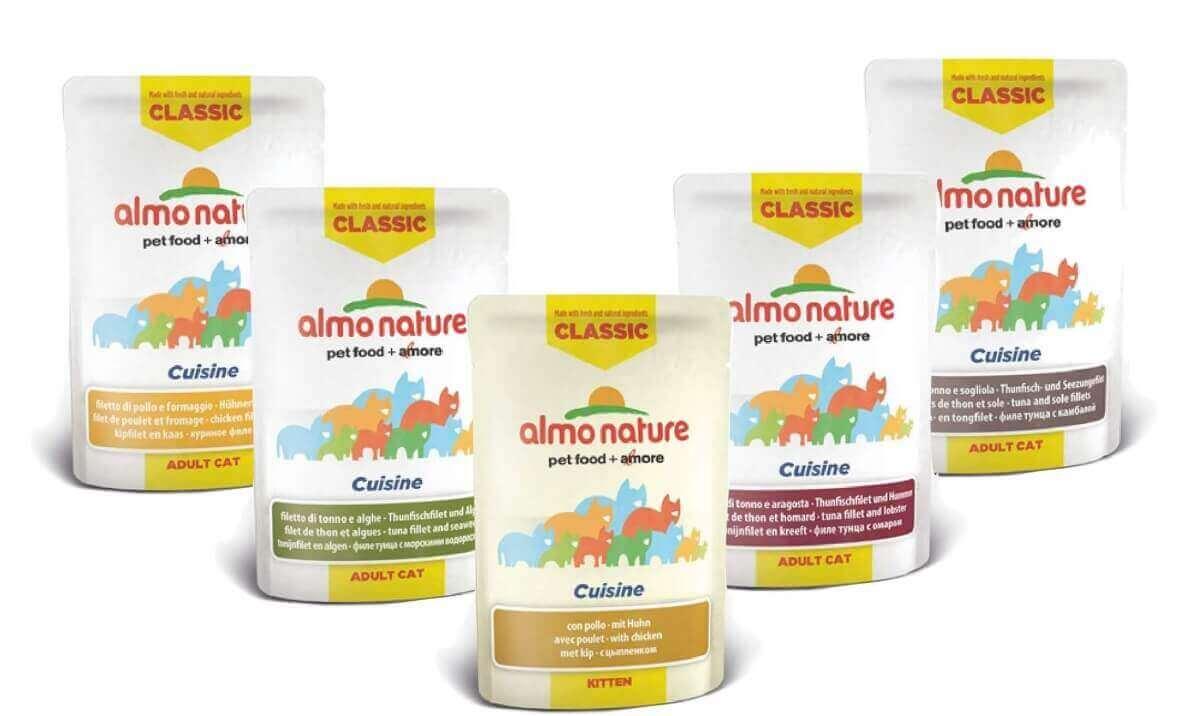 Pâtée Almo Nature Classic Cuisine - Différentes saveurs_1