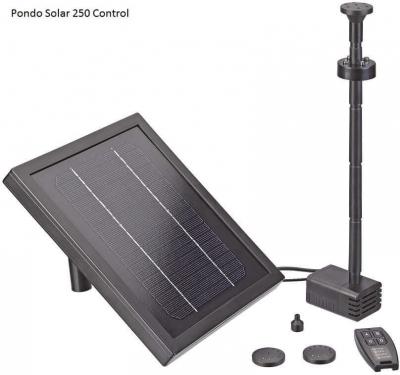Fontaine solaire pour bassin PONTEC Pondo Solar