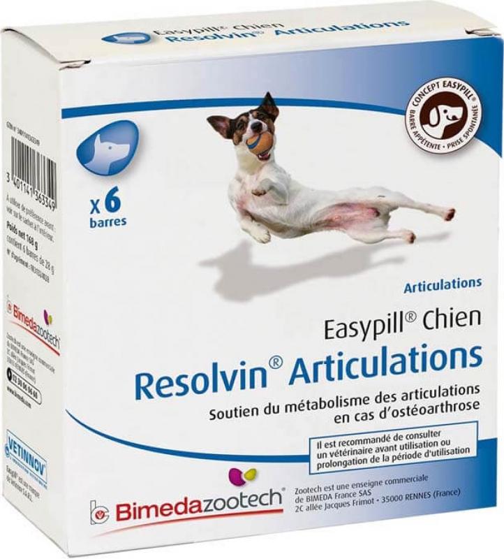 EASYPILL CHIEN RESOLVIN Articulations