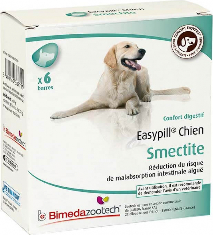 EASYPILL Smectite pour chien
