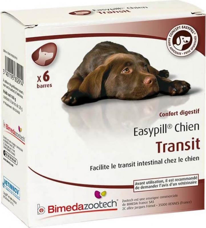 EASYPILL Transit pour chien