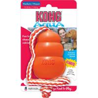Kong Aqua orange flottant