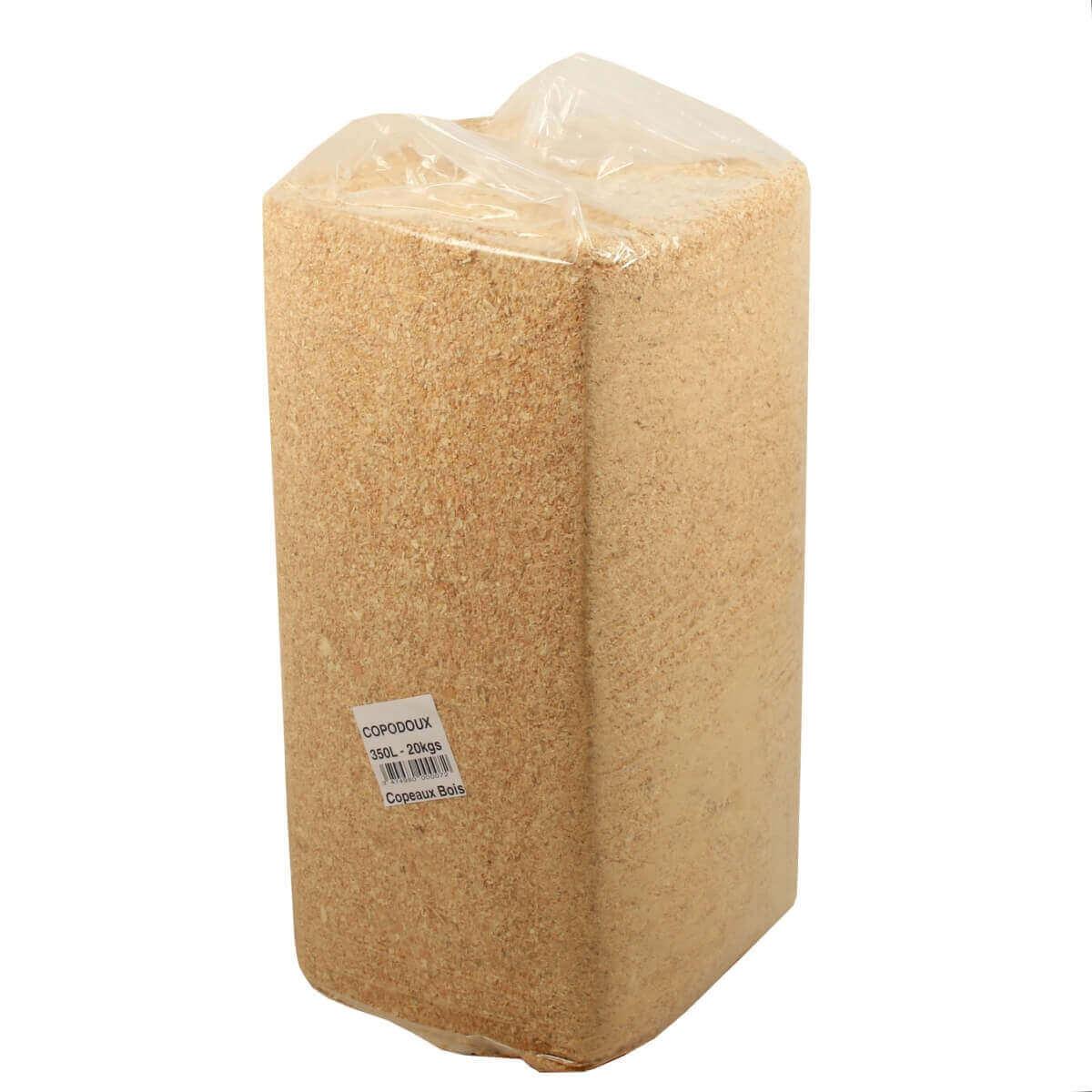 Copeaux sans poussière Copodoux 1 à 20kg_4