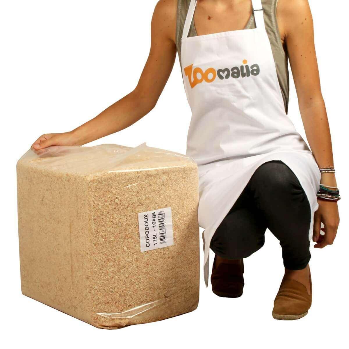 Copeaux sans poussière Copodoux 1 à 20kg_6