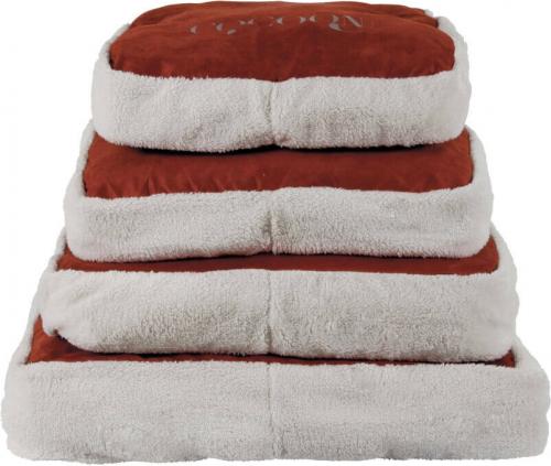 kissen mit abnehmbaren bezug cocoon terracotta kissen matten und teppiche. Black Bedroom Furniture Sets. Home Design Ideas