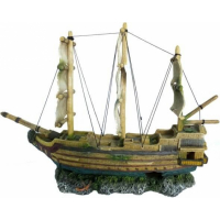 Aquariumdecoratie Aqua Della Ghost Ship 2