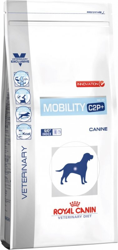 Royal Canin Veterinary Diet Mobility C2P+ chien