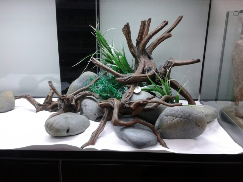 Aqua Della Grey Stone