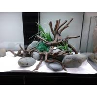 Décor AQUA DELLA GREY-STONE -3 19,5x11,5x14,5cm