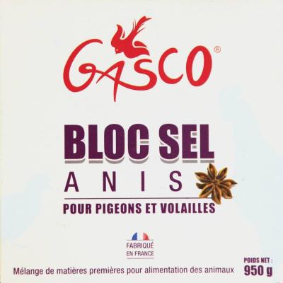 Bloc Sel Anis 950g