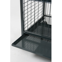 Cage Indoor Maxi Loft 2 Orange pour Rat et Furet