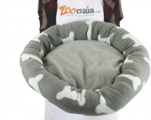 Panier rond pour chien et chat ZOLIA Liloo Cosy 57cm_3