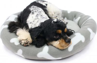 Panier rond pour chien et chat ZOLIA Liloo Cosy 57cm