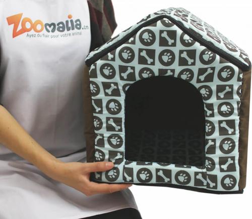 Niche ZOLIA Mila House pour chats et petits chiens_8