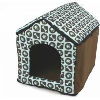 Niche ZOLIA Mila House pour chats et petits chiens (1)