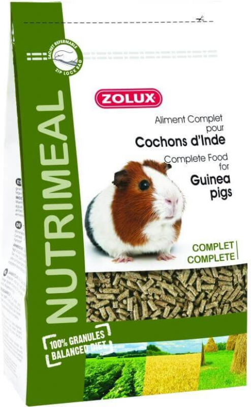 Granulés cochon d'inde nutrimeal